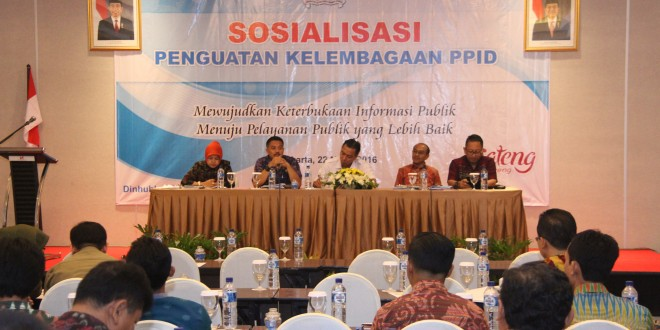 PPID Utama Gelar Workshop